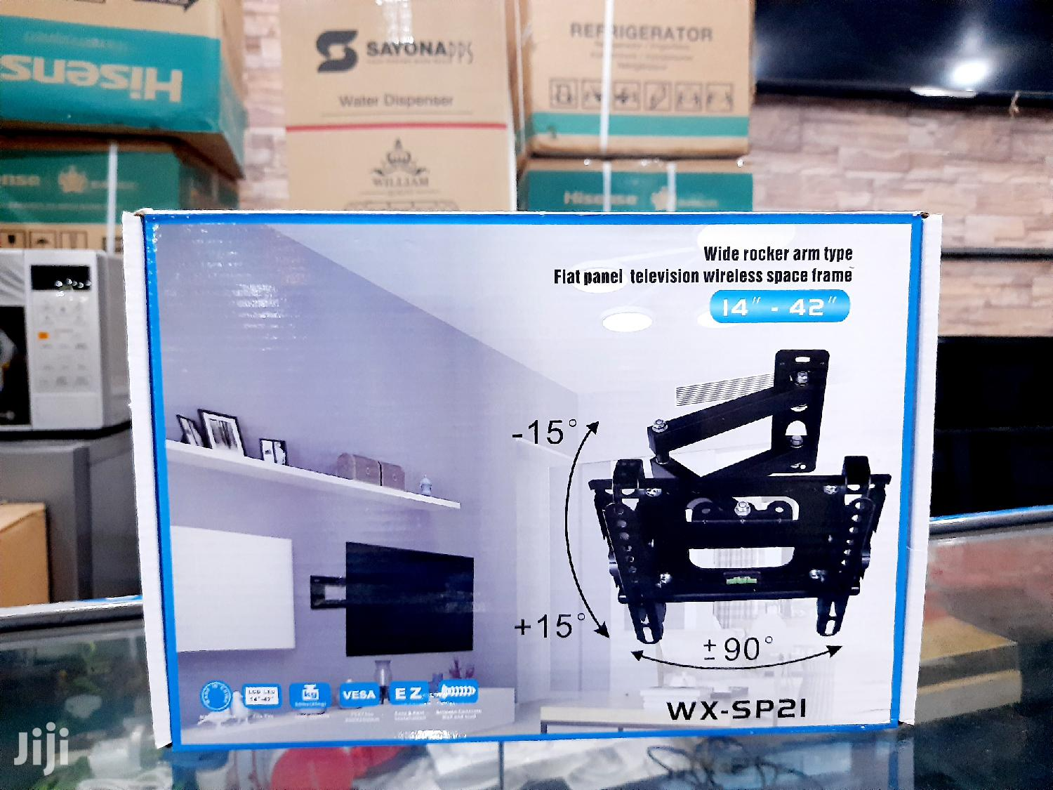 Movable Wall Mount Brackets