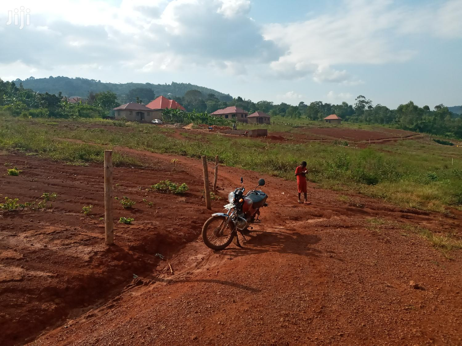 Land In Katende Town For Sale