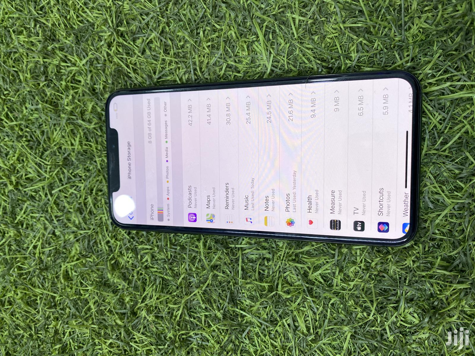 Apple iPhone XS Max 64 GB Black | Mobile Phones for sale in Kampala, Central Region, Uganda