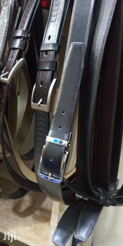 Original Leather Belts