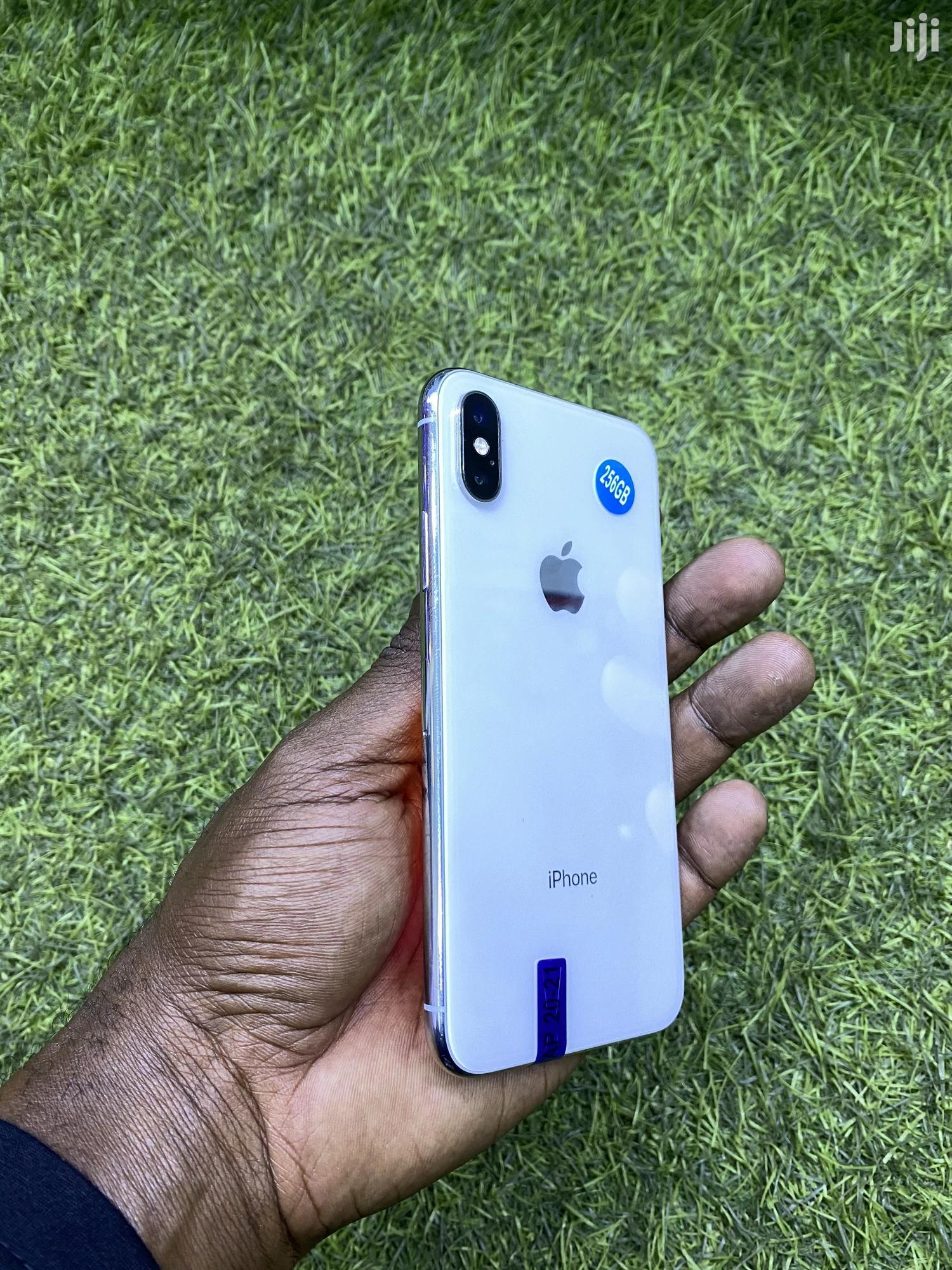 New Apple iPhone X 256 GB White | Mobile Phones for sale in Kampala, Central Region, Uganda