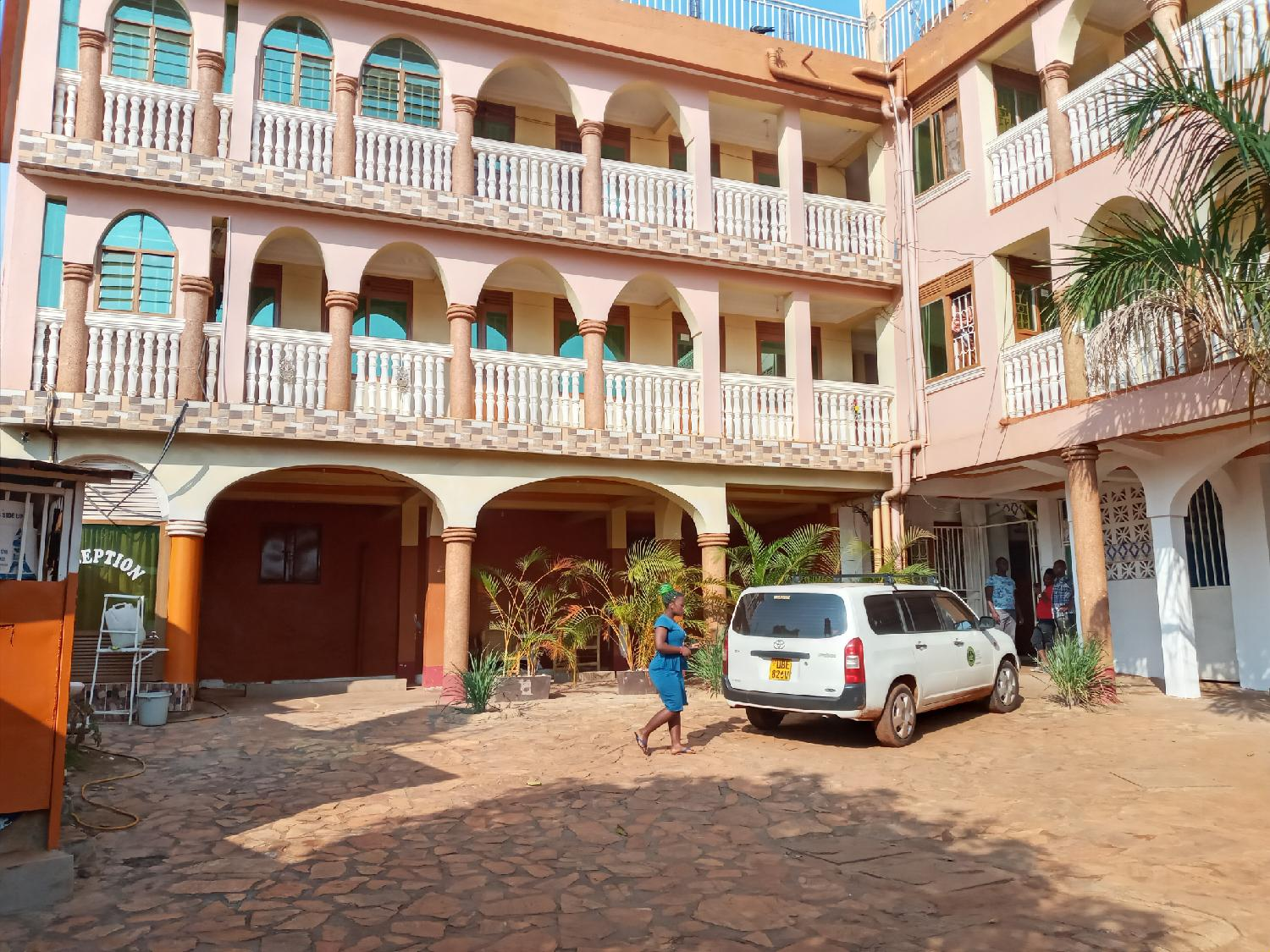 Three Star Hotel In Heart Of Makindye Heights For Sale | Commercial Property For Sale for sale in Kampala, Central Region, Uganda