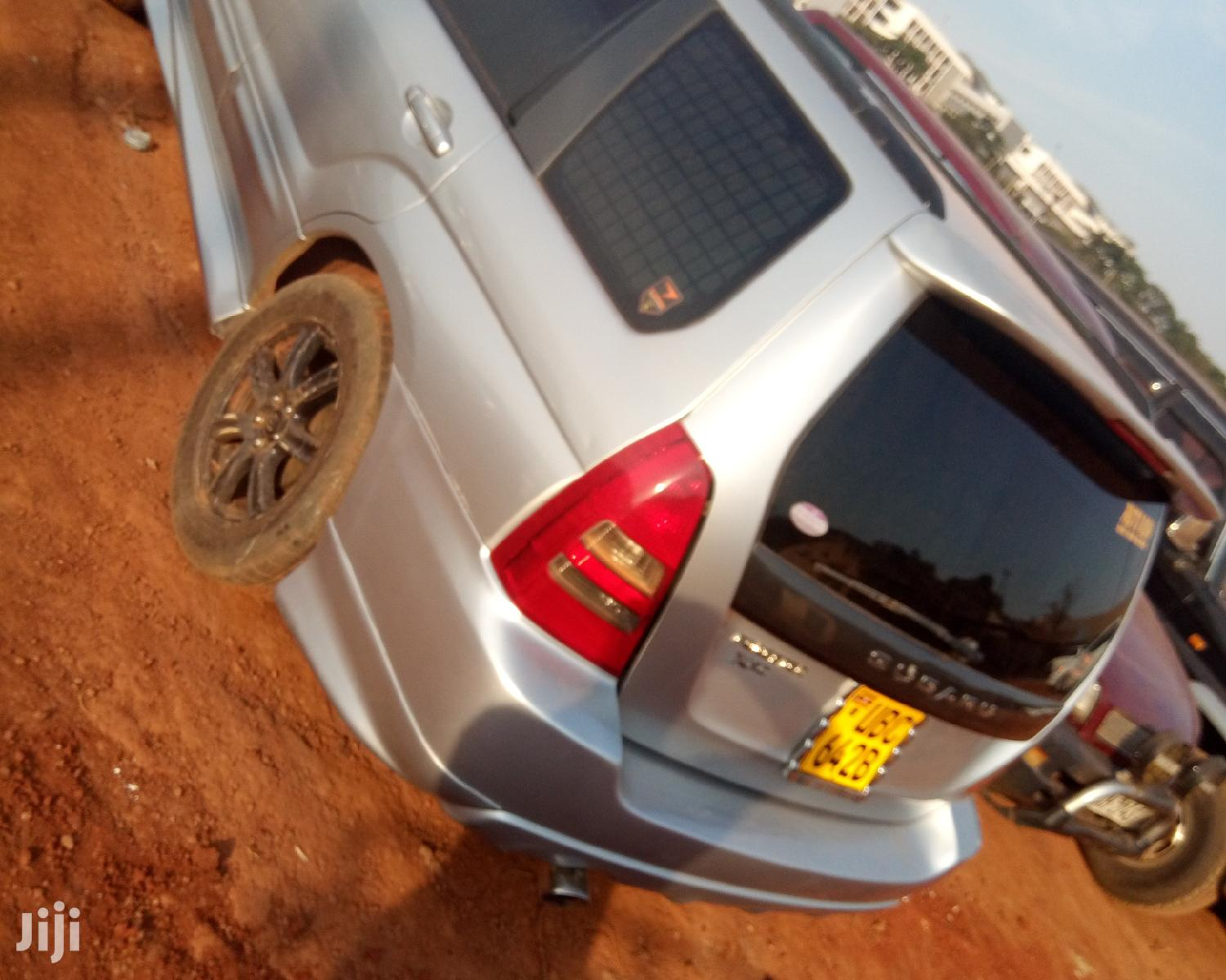 Subaru Forester 2004 Silver | Cars for sale in Kampala, Central Region, Uganda