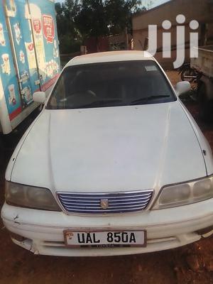 Toyota Mark II 1994 White