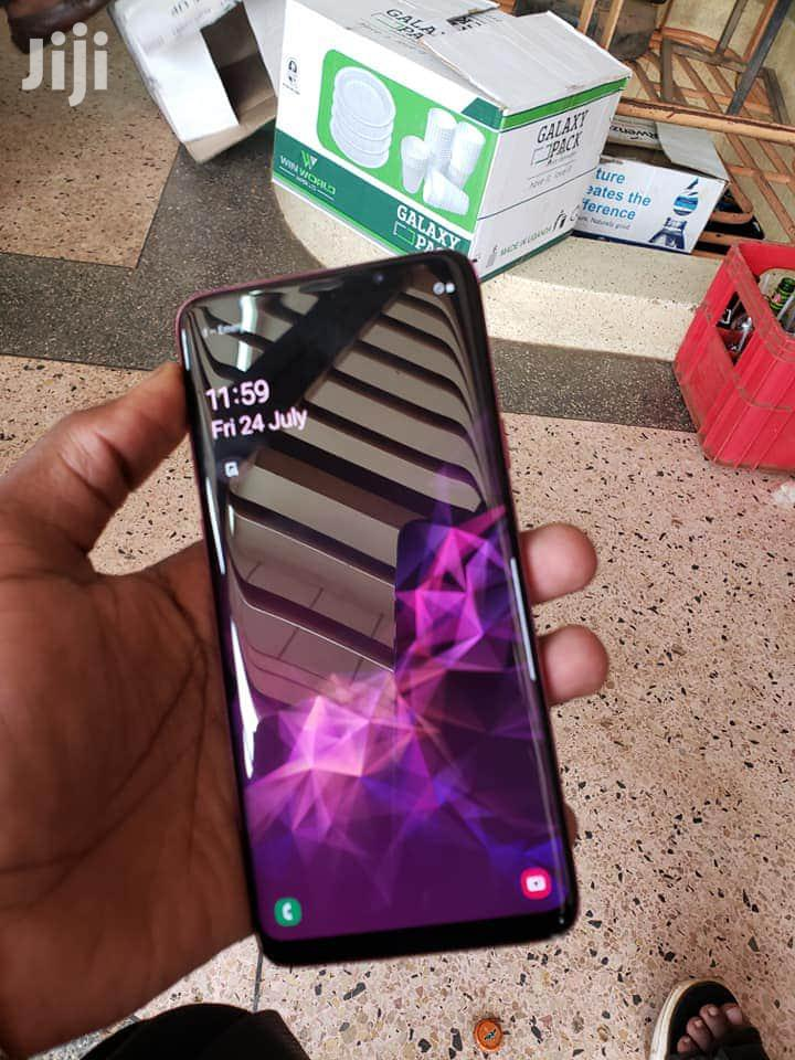 Samsung Galaxy S9 Plus 64 GB Red