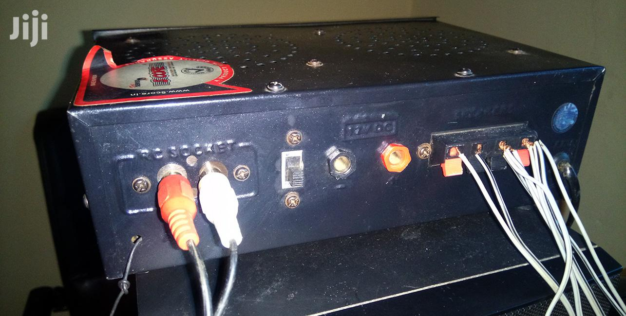 Digital Amplifier With Aux, Radio, Remote | Audio & Music Equipment for sale in Kampala, Central Region, Uganda