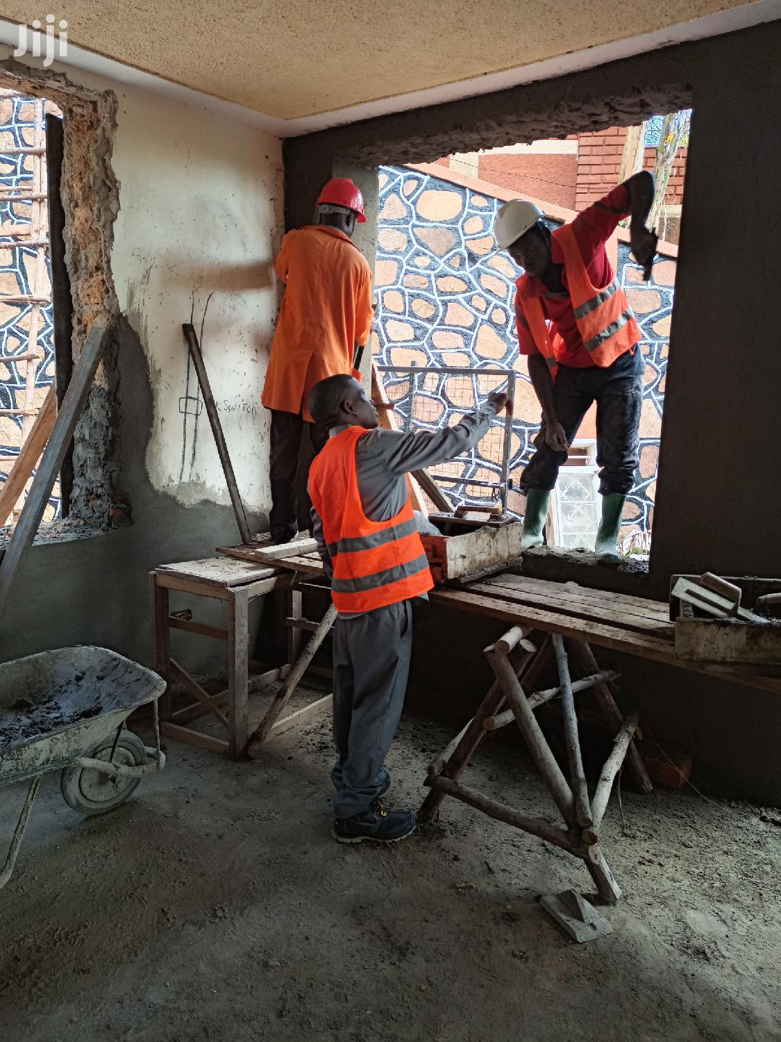 Classic & Professional Buildings Renovation Services