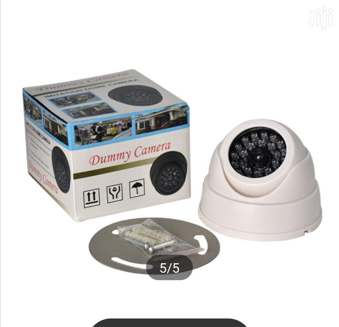 Fake Dummy Realistic CCTV Camera