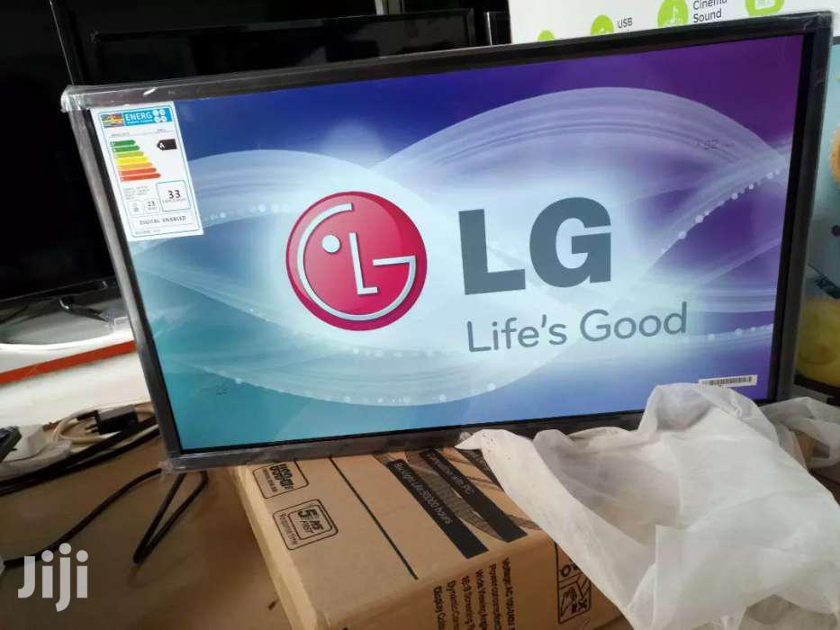 LG Led Flat Screen Digital TV 26 Inches