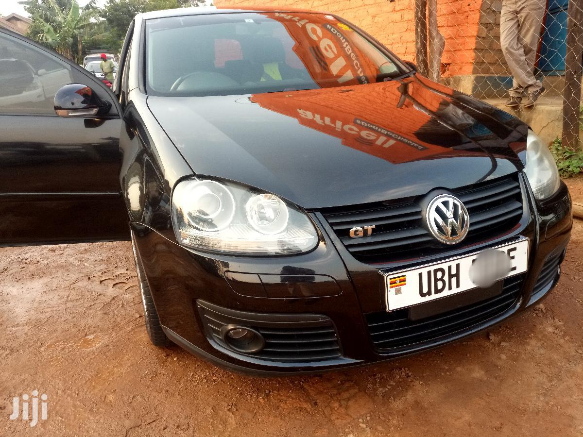 Volkswagen Golf 2007 1.4 GT Black