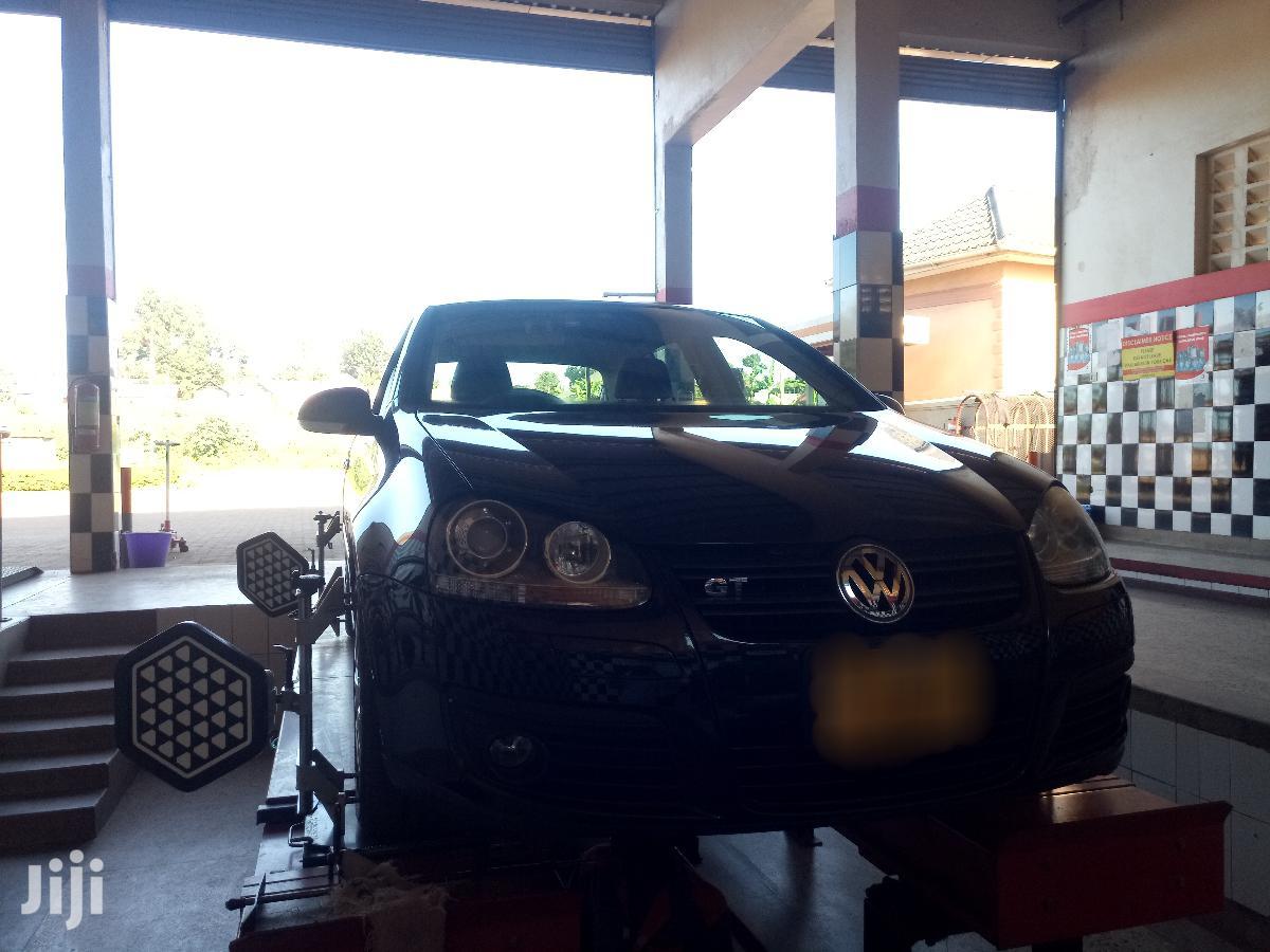Volkswagen Golf 2007 1.4 GT Black | Cars for sale in Kampala, Central Region, Uganda