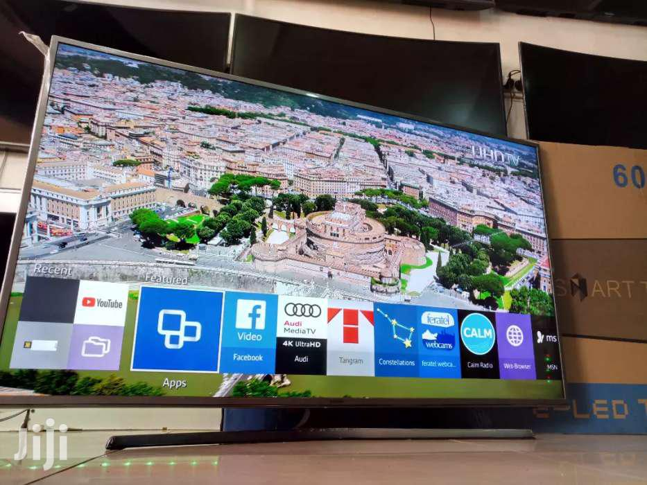 60inches Samsung UHD 4K Smart | TV & DVD Equipment for sale in Kampala, Central Region, Uganda