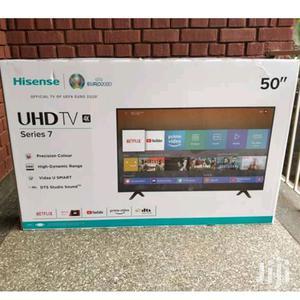 "Hisense 50"" Smart TV   TV & DVD Equipment for sale in Central Region, Kampala"