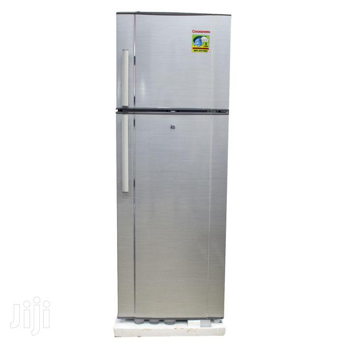 260litres Changhong Double Door Refrigerator | Kitchen Appliances for sale in Kampala, Central Region, Uganda