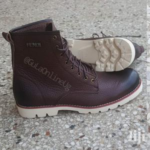 Men's Leather Boots | Shoes for sale in Central Region, Kampala