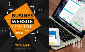 Website at 200k   Computer & IT Services for sale in Central Region, Kampala