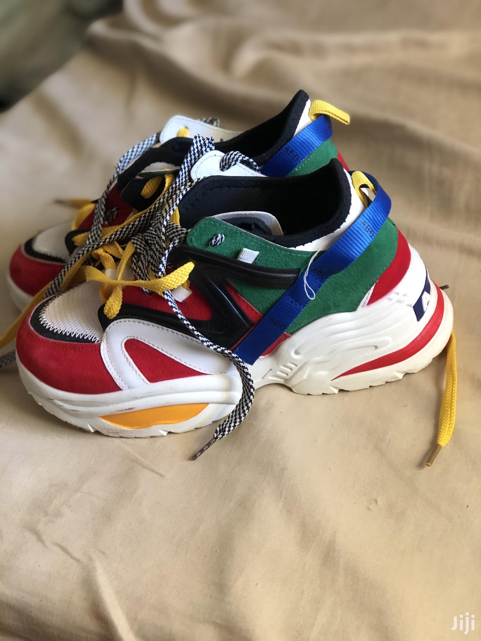 Kampala - Shoes, Deryk Kasule   Jiji.ug