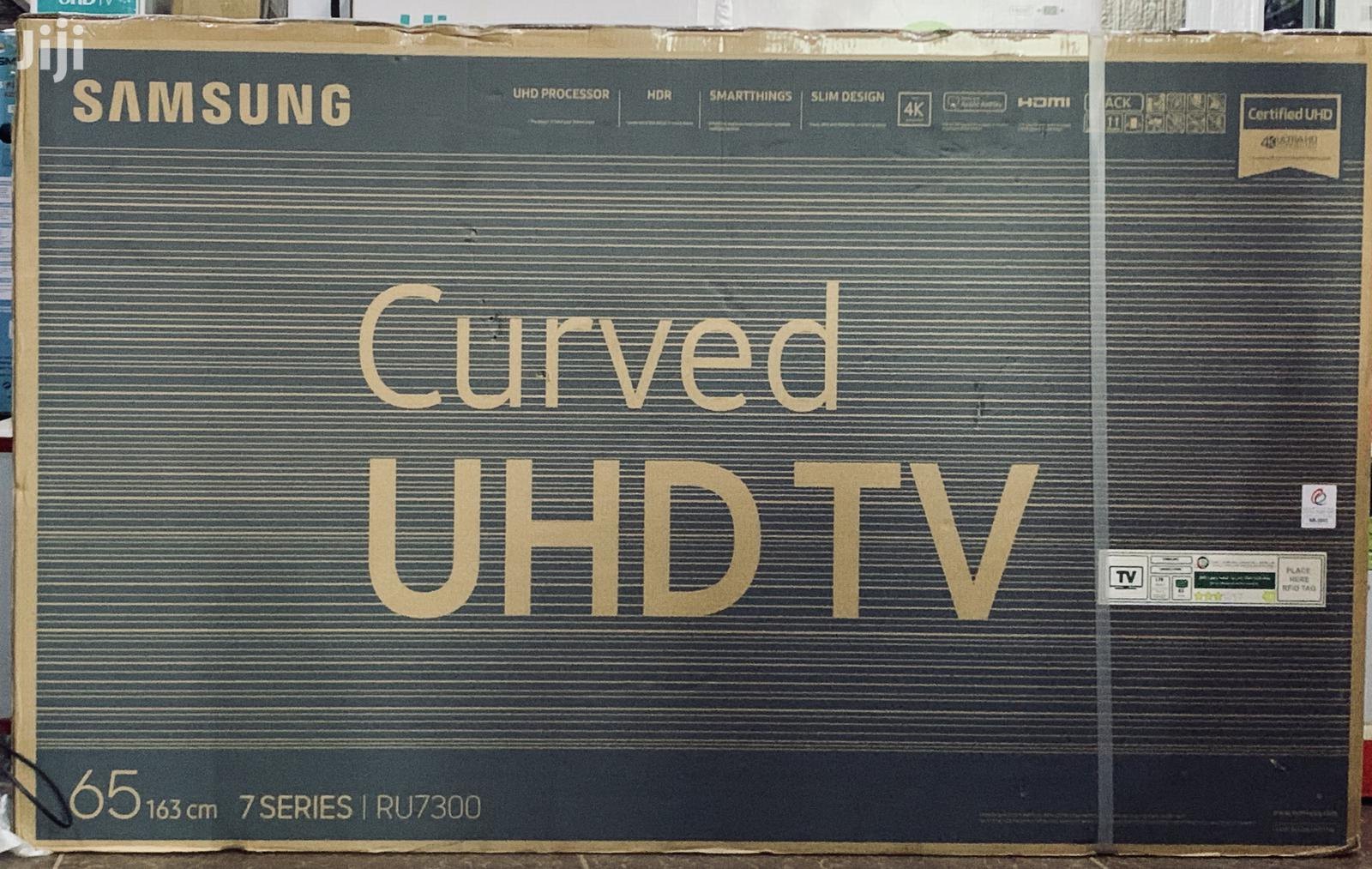 Curve 65inches Samsung