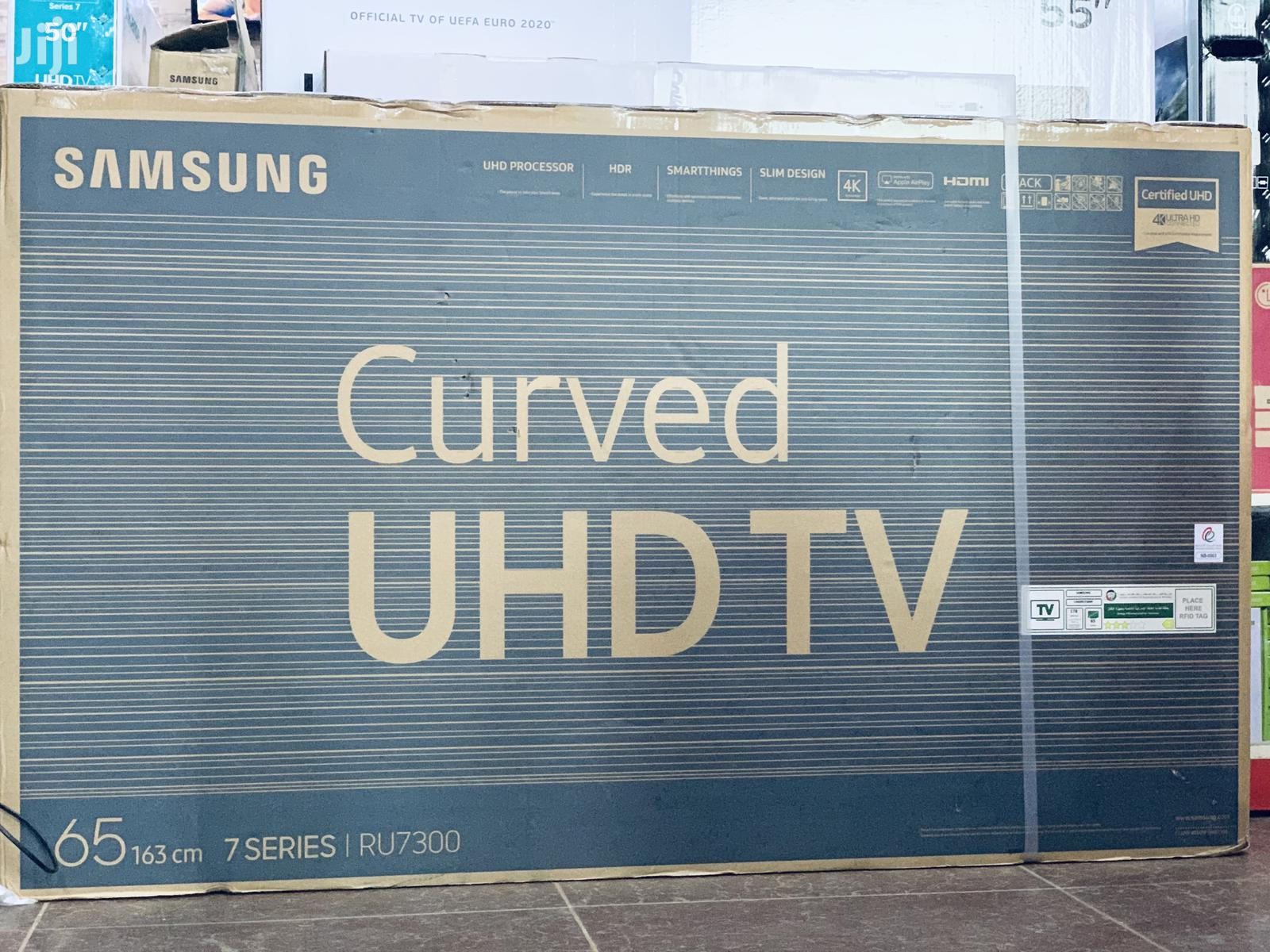 Curve 65inches Samsung | TV & DVD Equipment for sale in Kampala, Central Region, Uganda