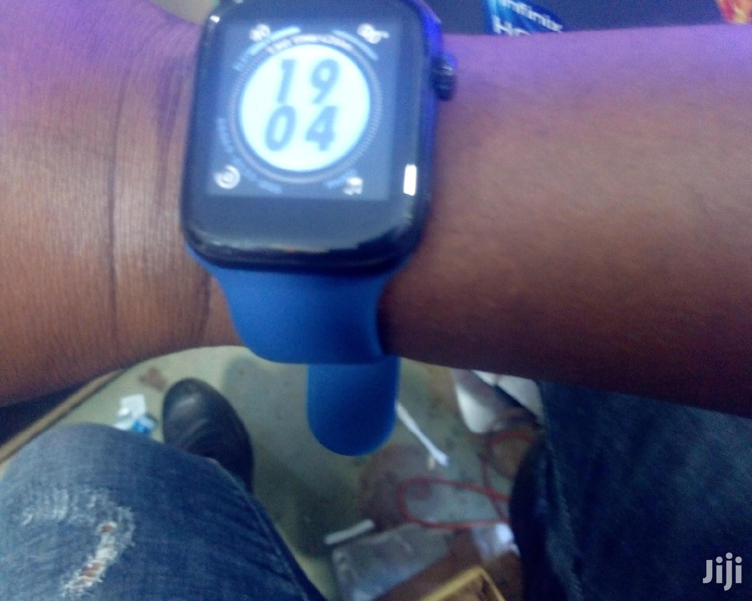Lenosed Smart Iwatch 5 | Smart Watches & Trackers for sale in Kampala, Central Region, Uganda