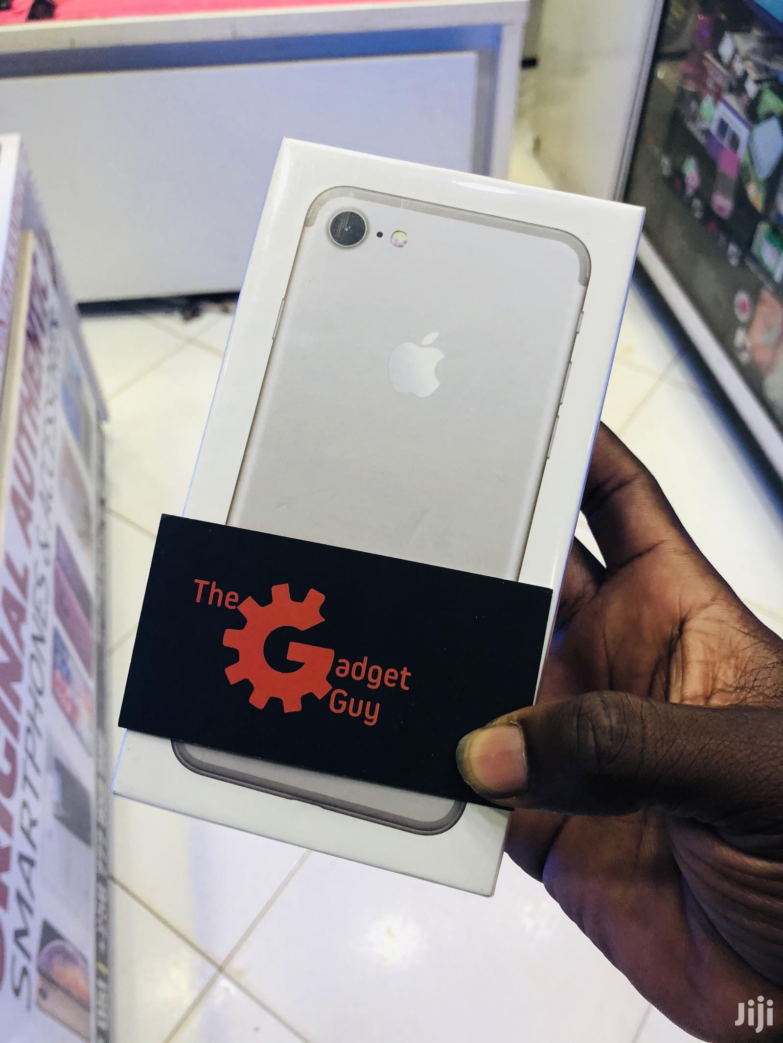 New Apple iPhone 7 32 GB Silver | Mobile Phones for sale in Kampala, Central Region, Uganda