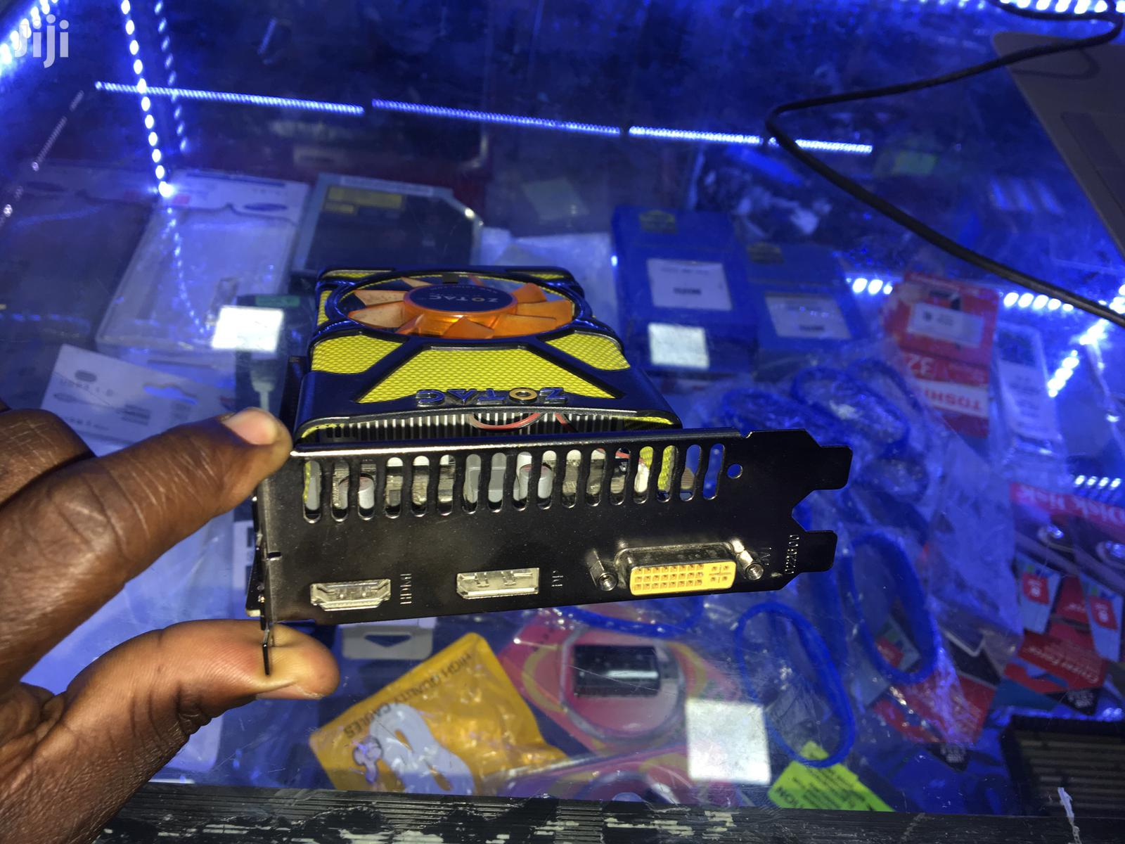 NIVIDIA Zotac Gt 440 Of 2gb Ddr3 Basic Graphics Card | Computer Hardware for sale in Kampala, Central Region, Uganda