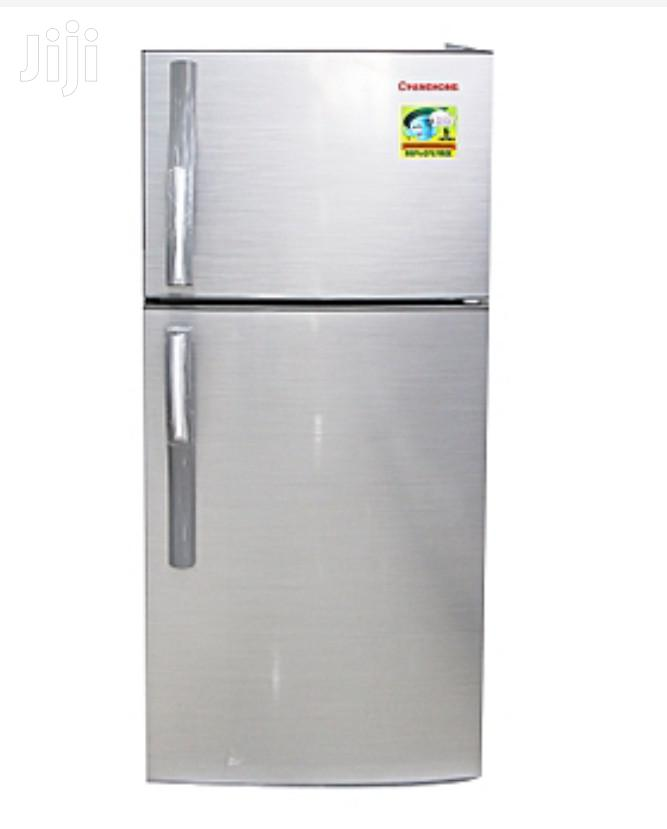 Changhong CD-155 Double Door Refrigerator 153L