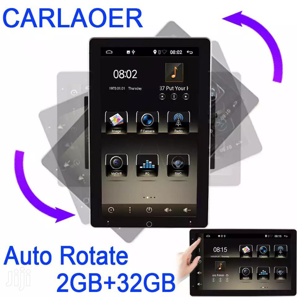 """Auto Rotate UNIVERSAL """"10.1inch Andriod Navigation System 