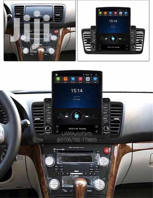 LEGACY/OUTBACK 2004 TO 2009 TELSA Style Andriod