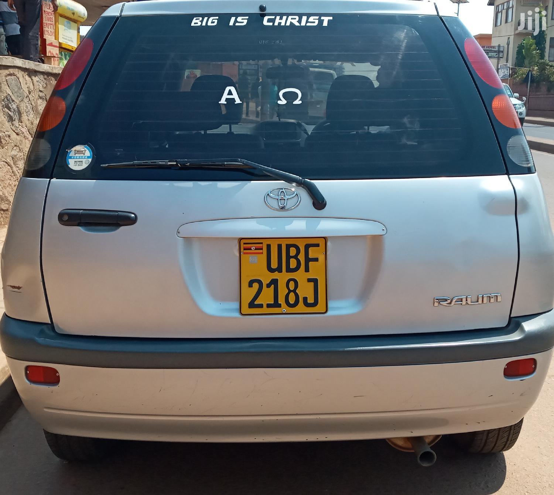 Toyota Raum 1998 Silver   Cars for sale in Kampala, Central Region, Uganda