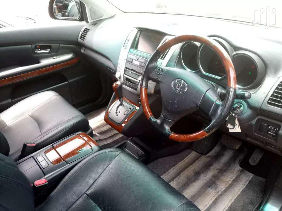 New Toyota Harrier 2005 Black | Cars for sale in Kisoro, Western Region, Uganda