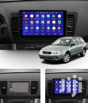 Subaru Outback and Legacy Andriod Player