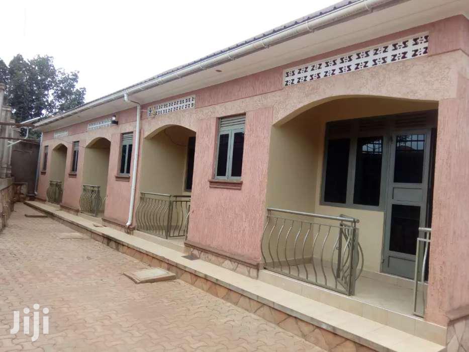 Archive: Kiwatule Single Bedroom House for Rent