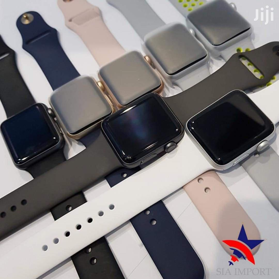 Apple Iwatch Series 5 40mm 44mm | Smart Watches & Trackers for sale in Kampala, Central Region, Uganda