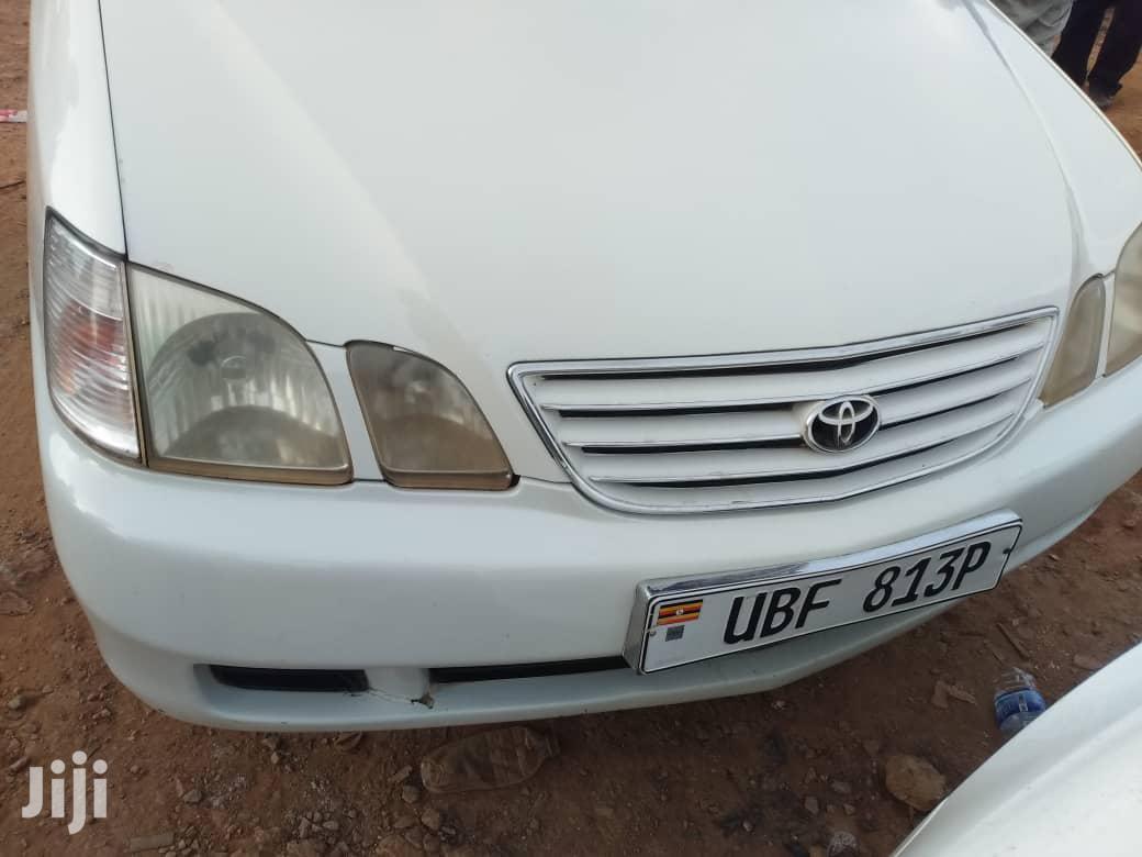 Archive: Toyota Gaia 1999 White