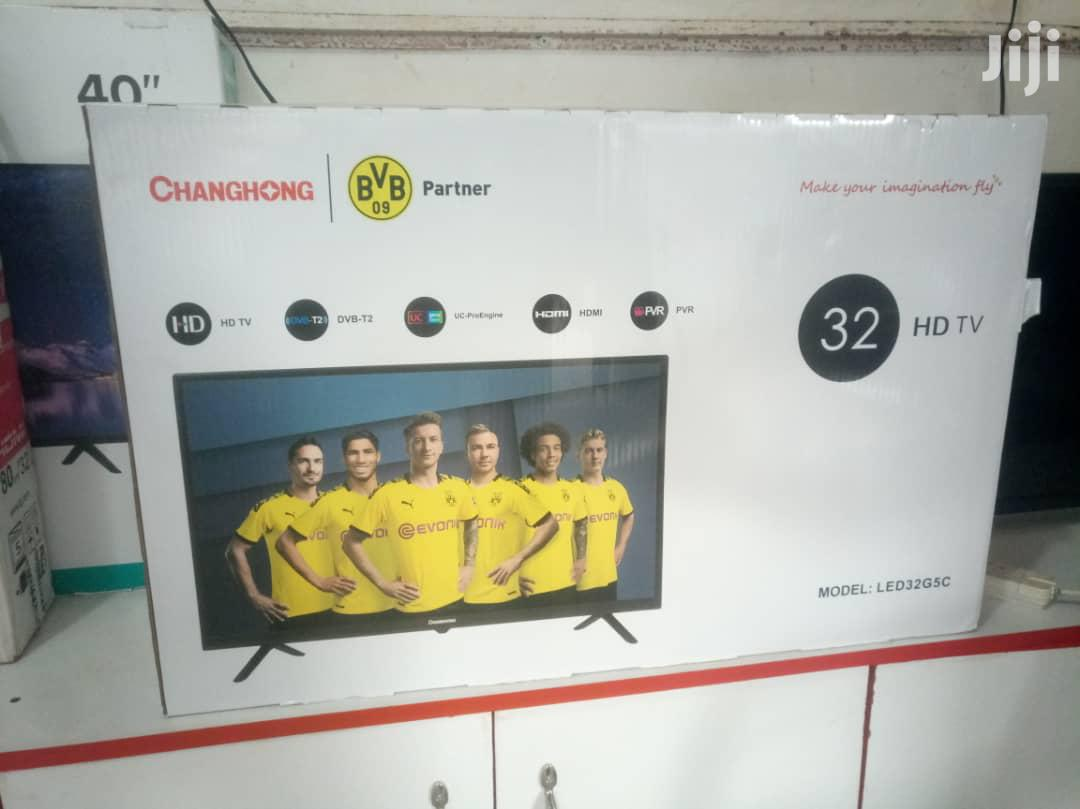 "Archive: Changhong 32""Inches Digital Flat Screen TV"