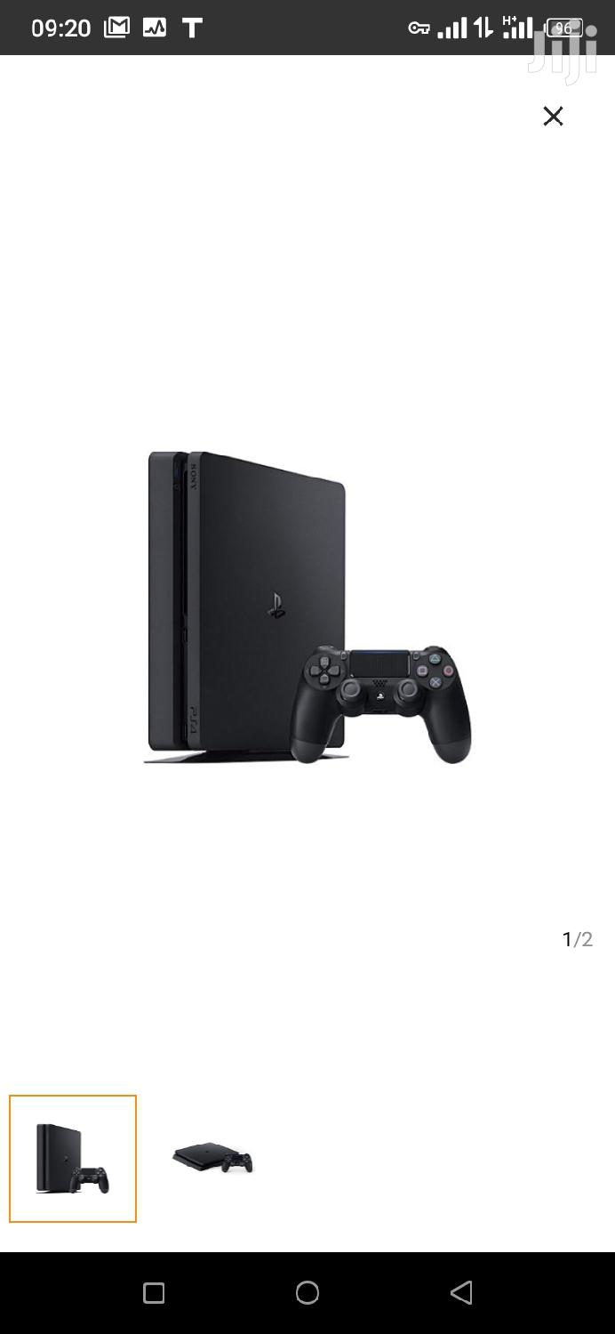 Playstation 4 Slim Console 500GB | Video Game Consoles for sale in Iganga, Eastern Region, Uganda