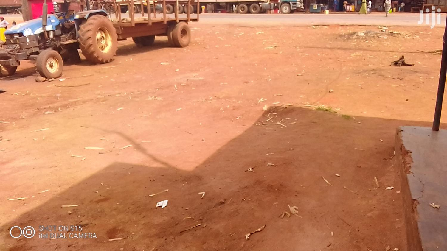 Land on Iganga Highway for Rent Annually