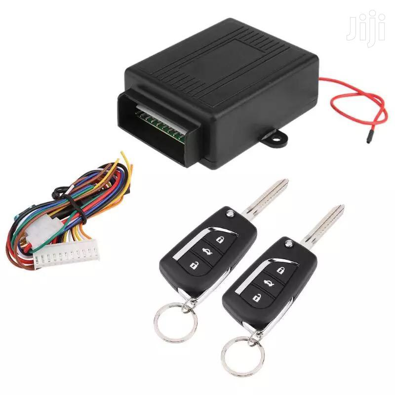 Flip Key Car Alarm Systems
