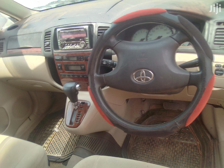 Archive: Toyota Spacio 2002 Red