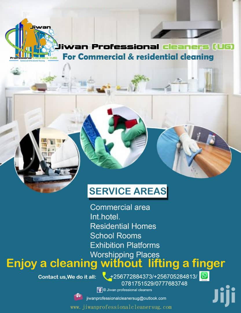 Archive: Cleaning Services