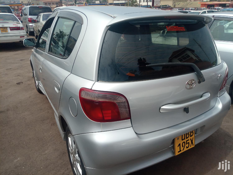 Toyota Vitz 2000 Silver | Cars for sale in Kampala, Central Region, Uganda
