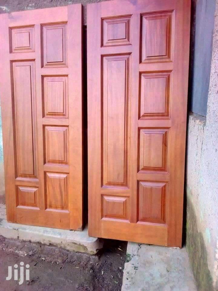 Pure Mahogany Doors