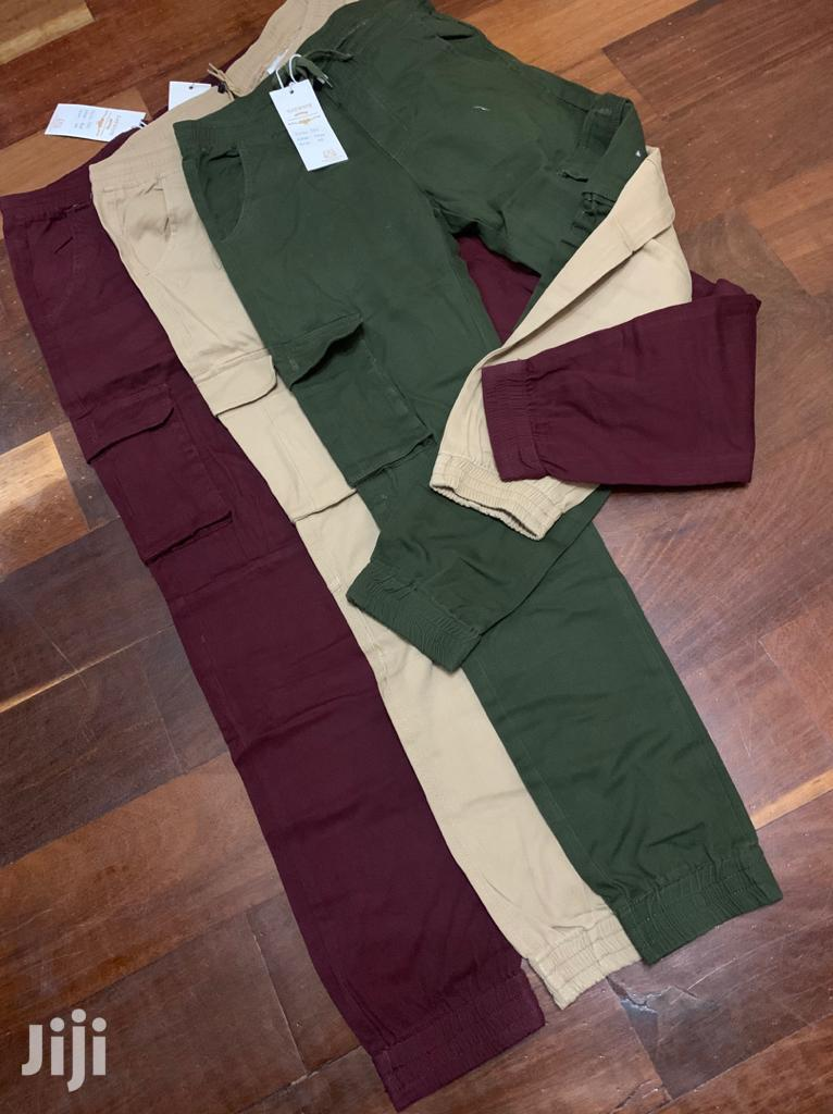 Cargo Pants Available in All Sizes and Colors
