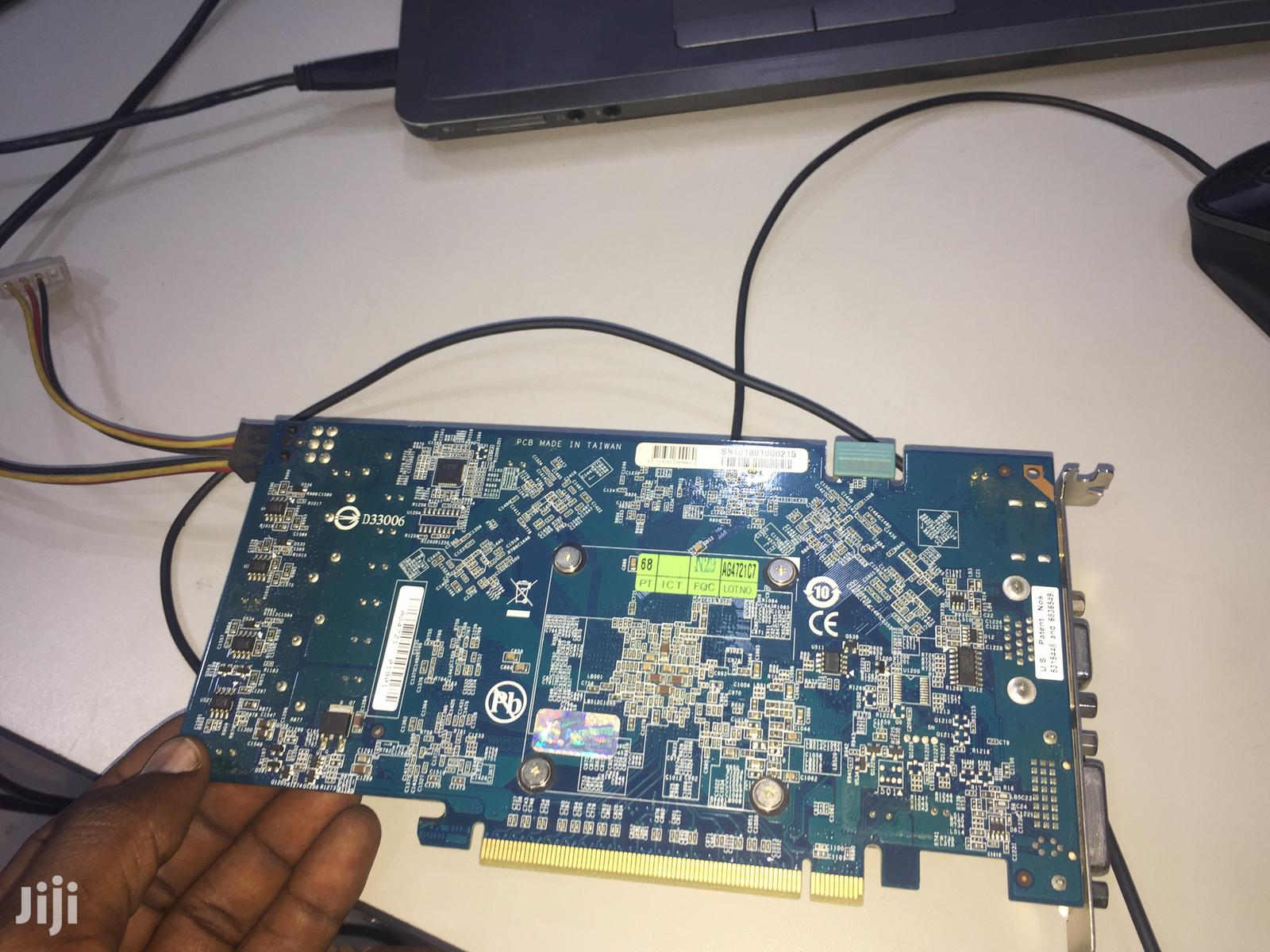 1gb Graphics Card Nvidia Geforce | Computer Hardware for sale in Kampala, Central Region, Uganda