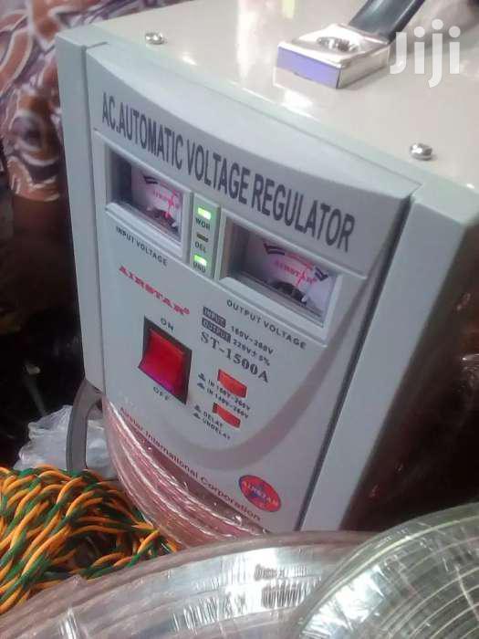 Archive: Voltage Regulator
