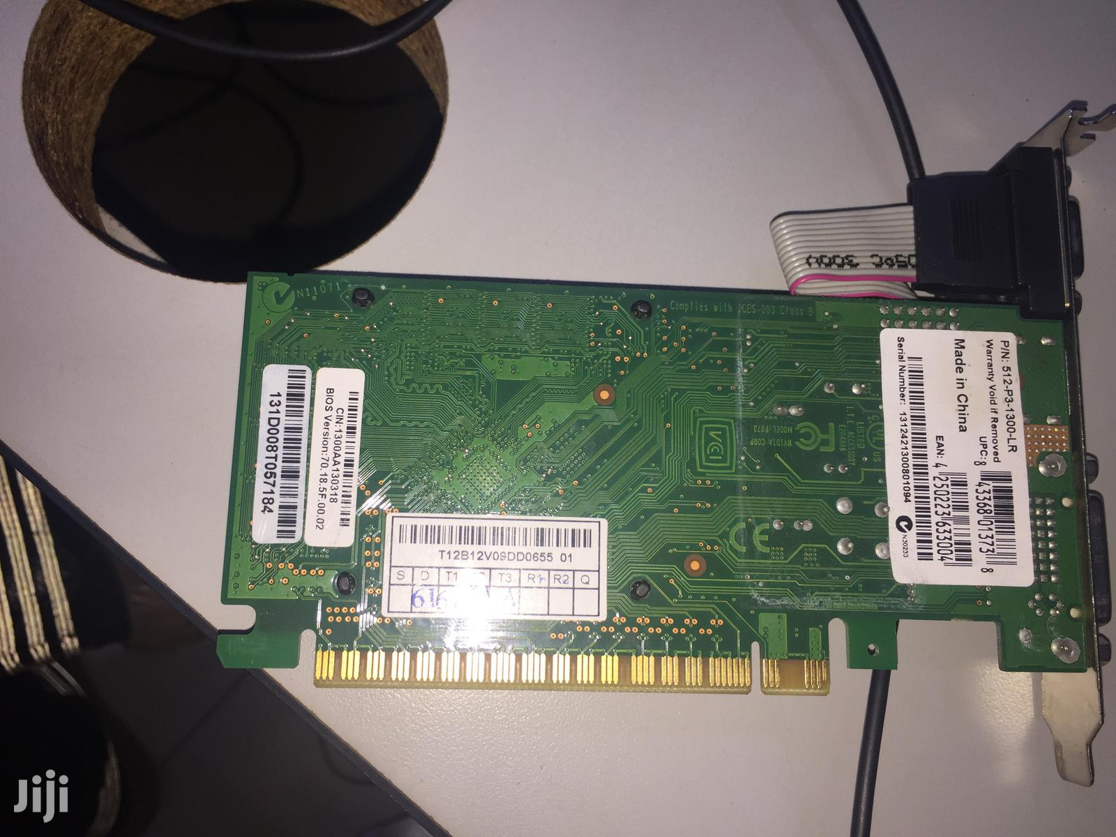 Archive: Nvidia Geforce Graphics Card