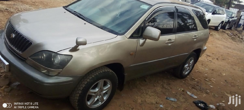 Toyota Harrier 2002 Gold | Cars for sale in Kampala, Central Region, Uganda