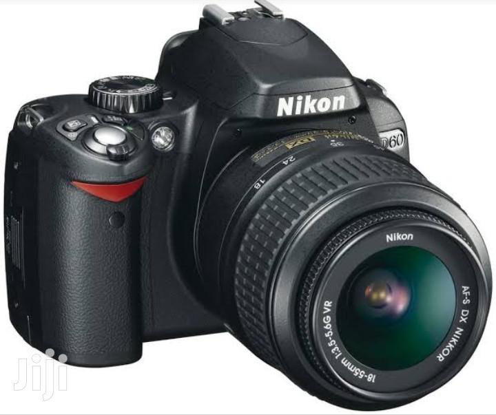 New Nikon D60