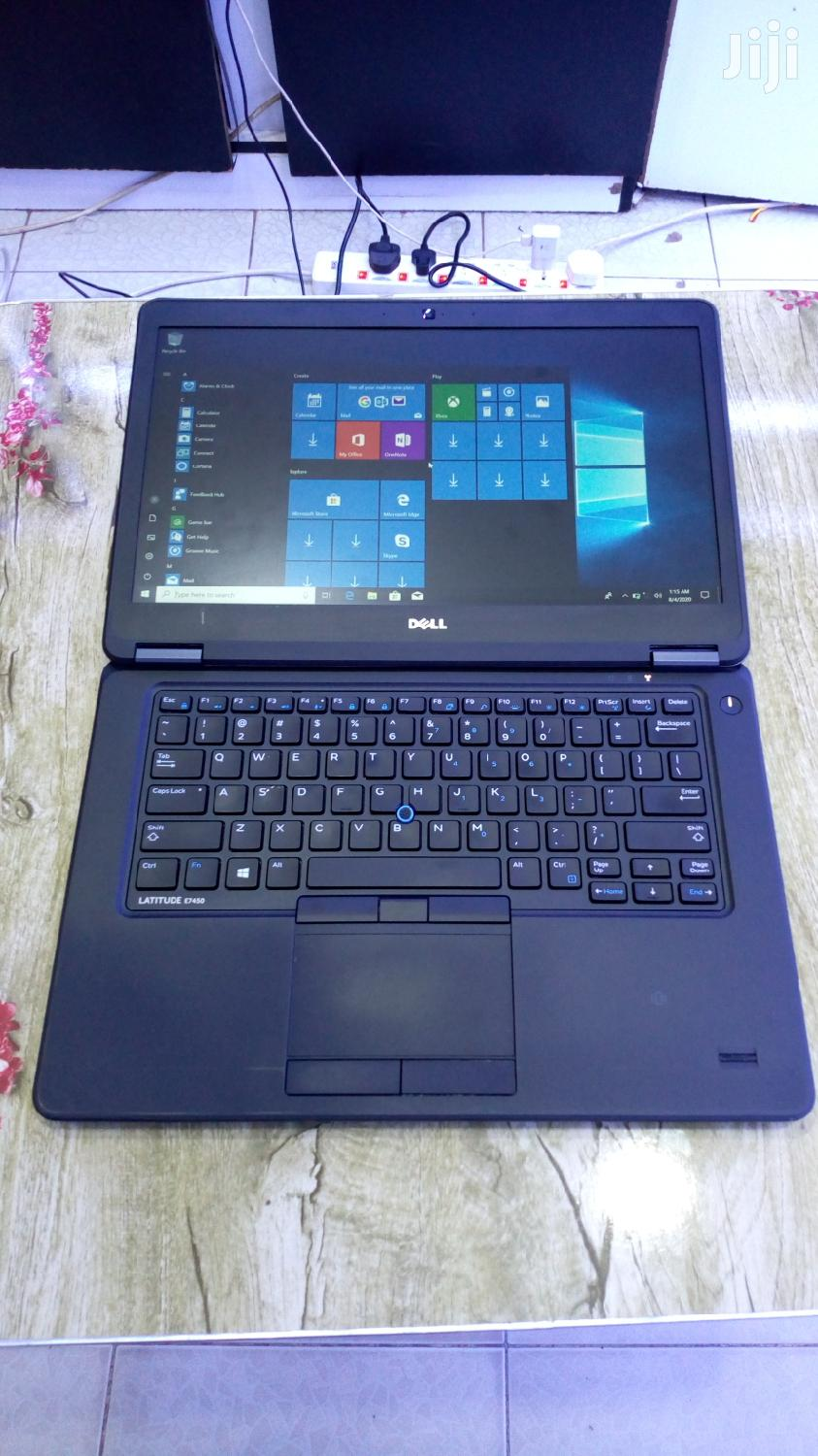Laptop Dell Latitude E7450 8GB Intel Core I7 HDD 500GB | Laptops & Computers for sale in Kampala, Central Region, Uganda